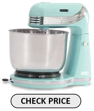 Dash Stand Mixer for Baking