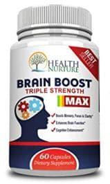 Health Nurture Brain Supplement