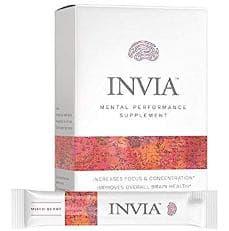 Invia Mental Performance Supplement