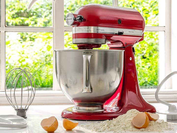 Stand Mixer for Baking