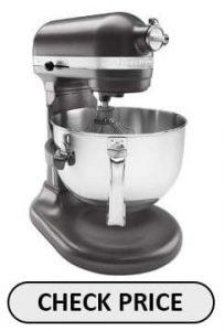 KitchenAid KP26M1XDP Professional Stand Mixer