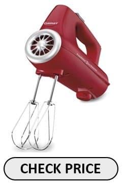 Cuisinart Hand Mixer CHM3R