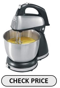 Hamilton Beach Electric Hand and Stand Mixer