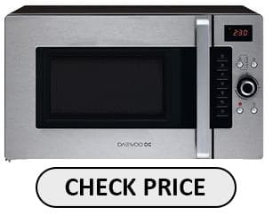 Daewoo Convection Microwave Oven