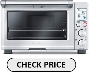 Breville convection toaster oven BOV800XL