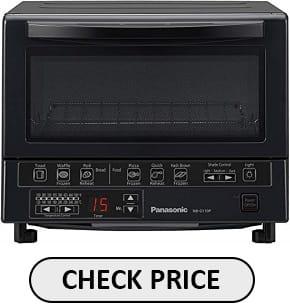 Panasonic NBG110P-K Countertop Toaster Oven