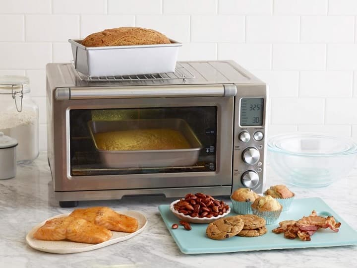 Toaster Oven for Baking