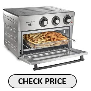 Hamilton Beach Air Fryer Toaster Oven