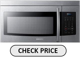 Samsung ME16K3000AS Over The Range Microwave