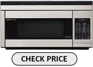 Sharp R1874T Over The Range Microwave