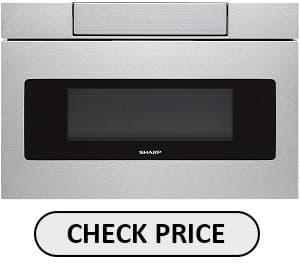 Sharp SMD2470AH Microwave Drawer
