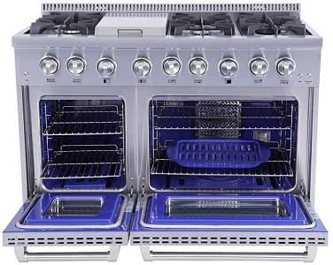 Thor Kitchen 48 inch Dual Fuel Range
