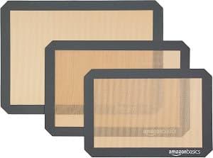 Amazon Basics Silicone Baking Mat