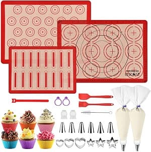 Fitibest Silicone Baking Mat
