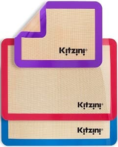 Kitzini Professional Silicone Baking Mat