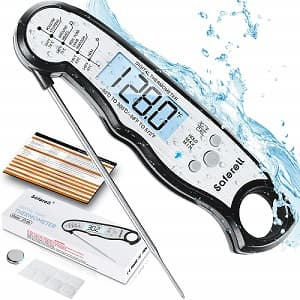 Saferell Instant Read Best Meat Thermometer