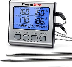 Thermopro TP17 Dual Probe Thermometer